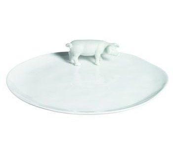 Breakfast plate varken