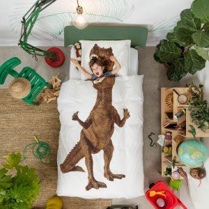 Dino brown snurk