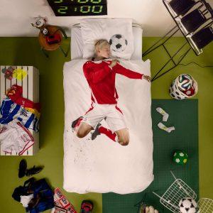Snurk soccer champ red