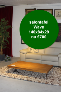 salontafel wave